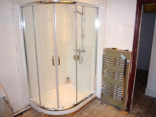 new bath suite