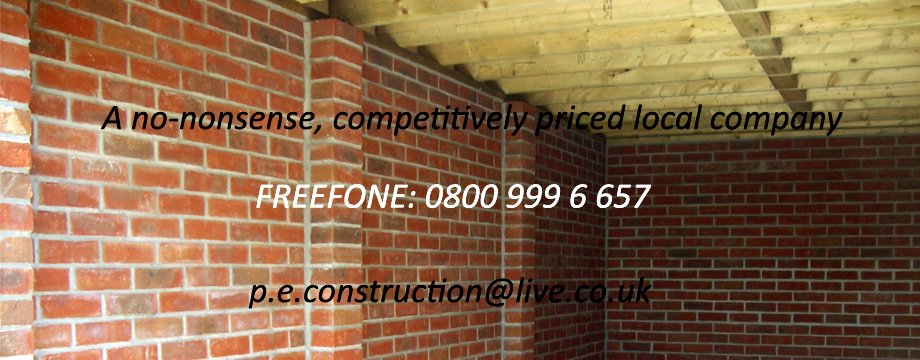 contact pe construction information